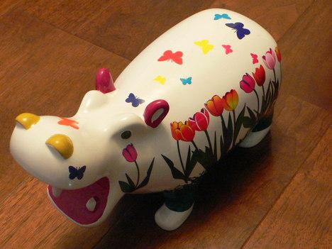 Animal_bank_hippopotamus