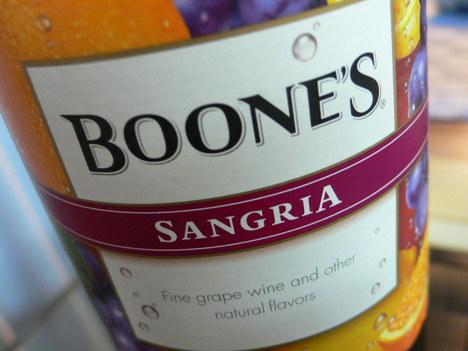 Boones_sangria